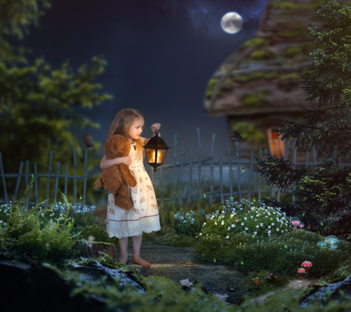 Mother Treeは、魔法を操る素敵な魔女の隠れ家。